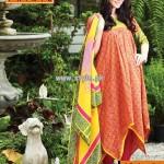 Warda Designer Collection Eid Dresses 2013 For Women 007