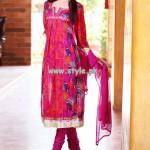 Warda Designer Collection Eid Dresses 2013 For Women 008