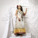 Waseem Noor Party Wear Collection 2013 for Women 005
