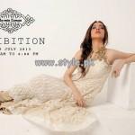 Yasmin Zaman Eid Collection 2013 For Girls 002