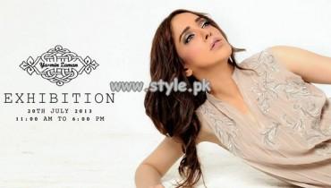 Yasmin Zaman Eid Collection 2013 For Women 007