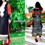 Zahra Ahmad Mid Summer Collection 2013 For Girls 003