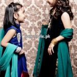 Zainab Chottani Eid Collection 2013 For Kids 001