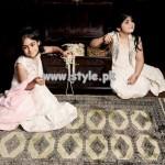 Zainab Chottani Eid Dresses 2013 For Kids 011