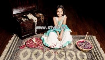 Zainab Chottani Eid Dresses 2013 For Kids 012