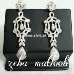 Zeba Matloob Earring Designs 2013 For Eid 001