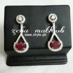 Zeba Matloob Earring Designs 2013 For Eid-Ul-Fitr 005