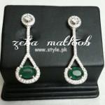 Zeba Matloob Earring Designs 2013 For Eid-Ul-Fitr 007