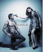 Aamir Baig Western Collection 2013 For Men and Women 002