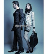 Aamir Baig Western Collection 2013 For Men and Women 003