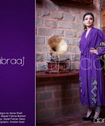 Abraaj Party Wear Collection 2013 For Women 001