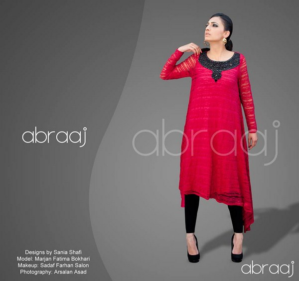 Abraaj Party Wear Collection 2013 For Women 009