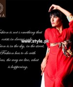 Aisha Alam Party Wear Collection 2013 For Summer 001