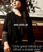 Aisha Alam Party Wear Collection 2013 For Summer 003