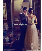 Ammar Shahid Party Dresses 2013 For Boys and Girls 004