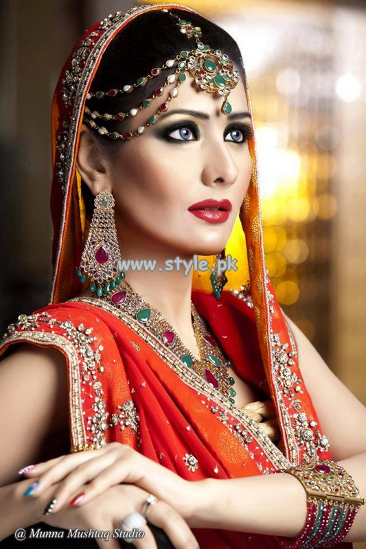 Anum Yazdani Jewelery Collection 2013 For Brides 003