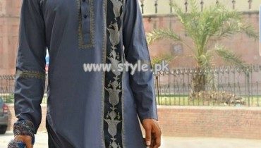 Arsalan Iqbal Menswear Collection 2013 For Eid 007