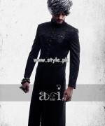 Arsalan Iqbal Sherwani Designs 2013 For Wedding 004