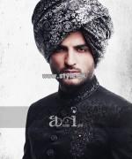 Arsalan Iqbal Sherwani Designs 2013 For Wedding 006