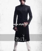 Arsalan Iqbal Sherwani Designs 2013 For Wedding 007