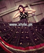 Black and White Couture Formal Dresses 2013 For Girls 002