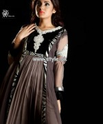Black and White Couture Formal Dresses 2013 For Women 006