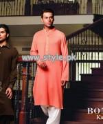 Bonanza Garments New Kurta Designs 2013 For Eid 002