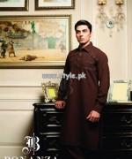 Bonanza Garments New Kurta Designs 2013 For Eid 005