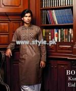 Bonanza Garments New Kurta Designs 2013 For Eid-Ul-Fitr 006