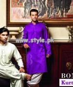 Bonanza Garments New Kurta Designs 2013 For Eid-Ul-Fitr 008