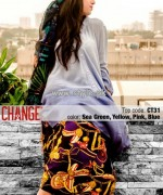 Change Mid Summer Collection 2013 For Women 009