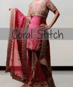 Coral Stitch Bridal And Formal Wear Collection 2013 For Women 001
