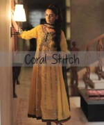 Coral Stitch Bridal And Formal Wear Collection 2013 For Women 002