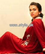 Coral Stitch Casual Wear Collection 2013 For Girls 002