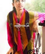 Coral Stitch Casual Wear Collection 2013 For Women 006