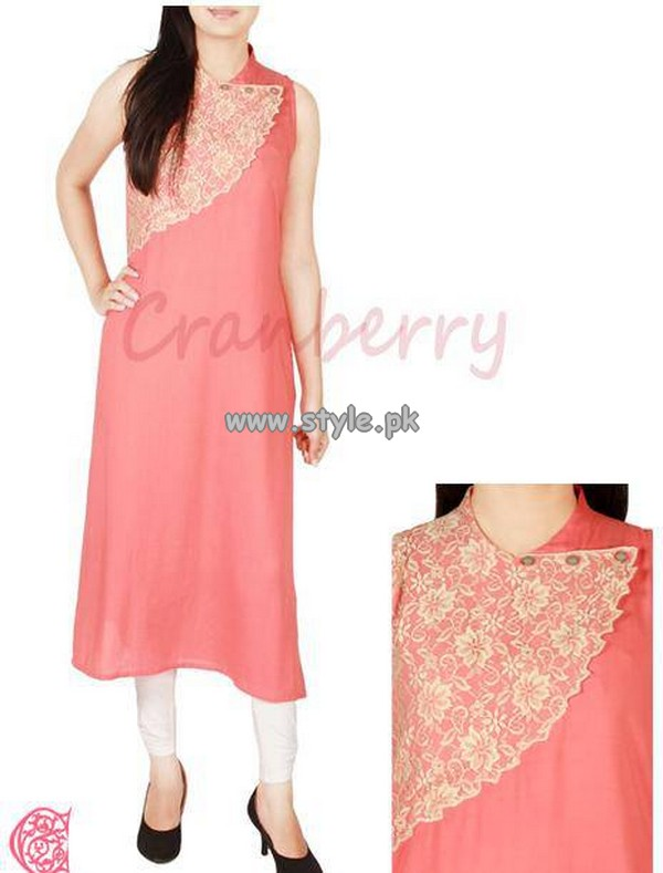 Cranberry New Dresses 2013 For Women 005
