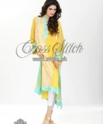 Cross Stitch Ready To Wear Collection 2013 For Women 009