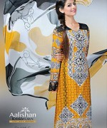 Dawood Textiles Chiffon Lawn Collection 2013 Volume 4 For Women 0011