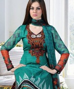 Dawood Textiles Chiffon Lawn Collection 2013 Volume 4 For Women 005