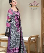 Dawood Textiles Chiffon Lawn Collection 2013 Volume 4 For Women 006