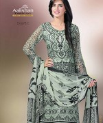 Dawood Textiles Chiffon Lawn Collection 2013 Volume 4 For Women 008