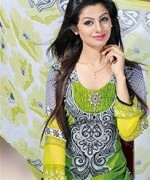 Dawood Textiles Chiffon Lawn Collection 2013 Volume 4 For Women 009