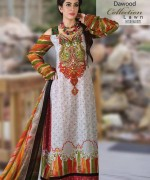 Dawood Textiles Lawn Collection 2013 Volume 2 For Women 004