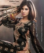 Dawood Textiles Zam Zam Lawn Collection 2013 Volume 3 For Women 004