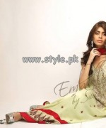 Embellished Formal Wear Dresses 2013 by Sadaf Amir 004