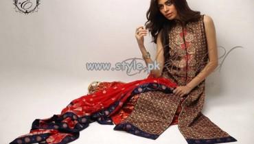 Embellished Formal Wear Dresses 2013 by Sadaf Amir 008