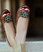 Farah & Fatima Fall Footwear Collection 2013 For Women 0012