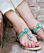Farah & Fatima Fall Footwear Collection 2013 For Women 004