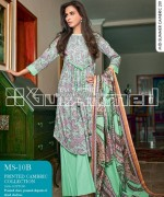 Gul Ahmed Cambric Collection 2013 For Summer 007