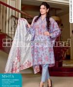 Gul Ahmed Cambric Collection 2013 For Summer 010